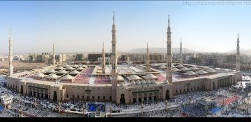 Slideshow Slideshow 2 image 44127482 masjid nabawi wallpapers